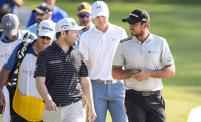 The business end of the PGA Tour season is here
