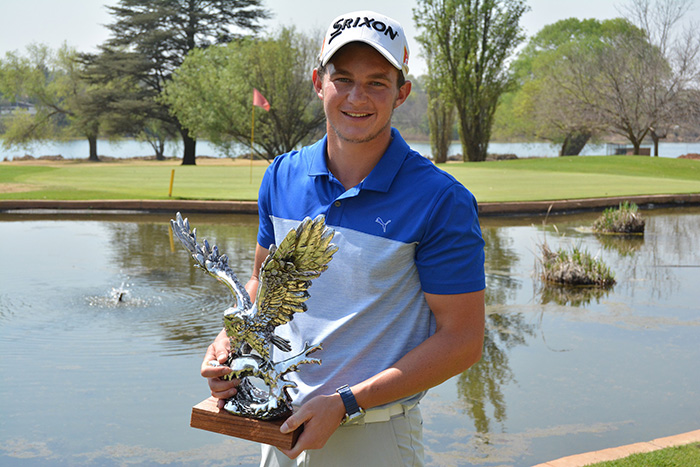 Glory for Grobler at Lake Club Challenge