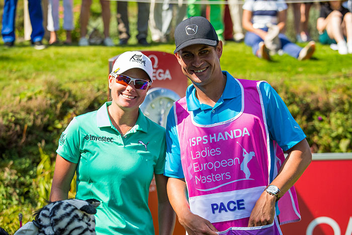 Pace serves up golf fest in Germany