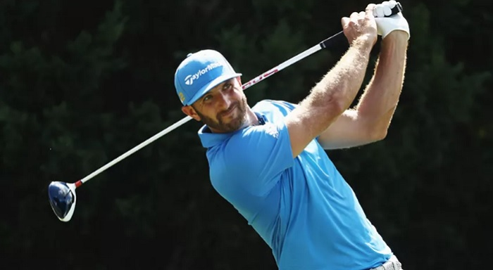Johnson takes Tour Championship lead into weekend