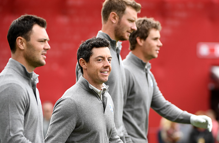 Return of the McIlroy