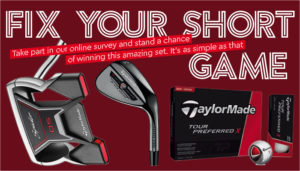 Get an overhaul on your short game!