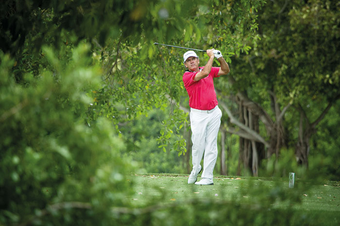 MCB Tour Championship meets beautiful Mauritius