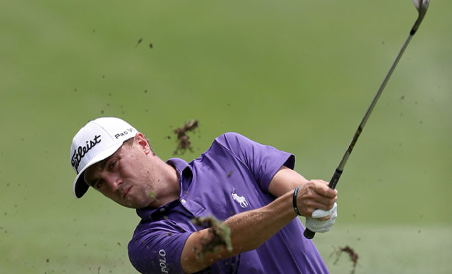 Thomas co-leads in CIMB Classic title defence