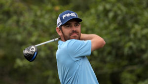 MPUMALANGA, SOUTH AFRICA - NOVEMBER 27: Louis Oosthuizen during round 2 of the 2015 Alfred Dunhill Championship at Leopard Creek Country Club, Malelane on November 27, 2015 in Mpumalanga, South Africa. (EDITORS NOTE: For free editorial use. Not available for sale. No commercial usage.) (Photo by Petri Oeschger/Sunshine Tour/Gallo Images)