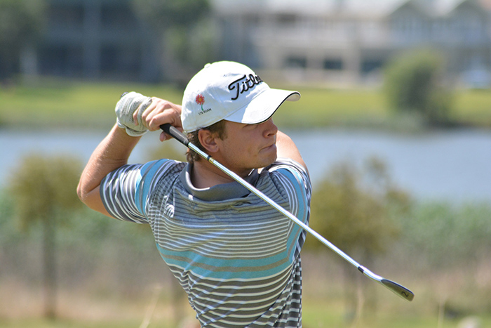 Conradie takes the lead in Race to QSchool