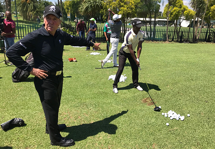 Previously disadvantaged pros join the Gary Player Class of 2017