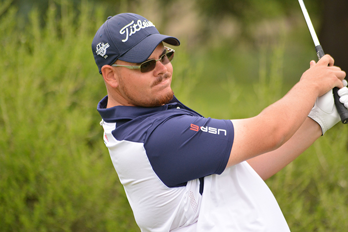 McCabe finishes strong for IGT lead
