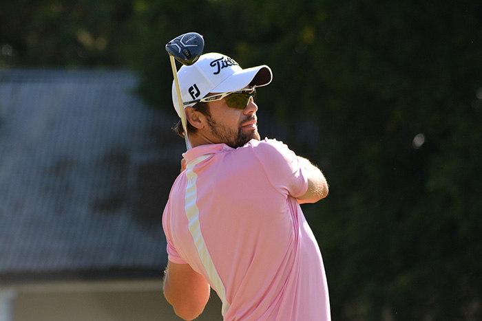 Arnoldi holds pole at Race to Q-School 9