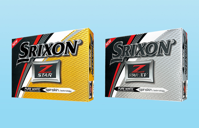 Srixon announces new Z-STAR golf balls