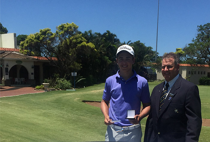 golf tournament news christo lamprecht captures south african match play