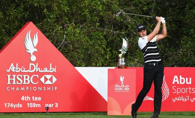 Stenson soars, Grace in the mix in Abu Dhabi