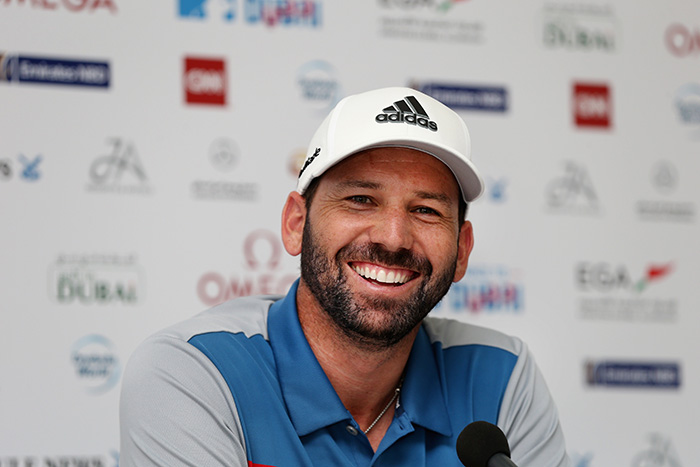 Garcia gives fan a caddie chance after 206 days