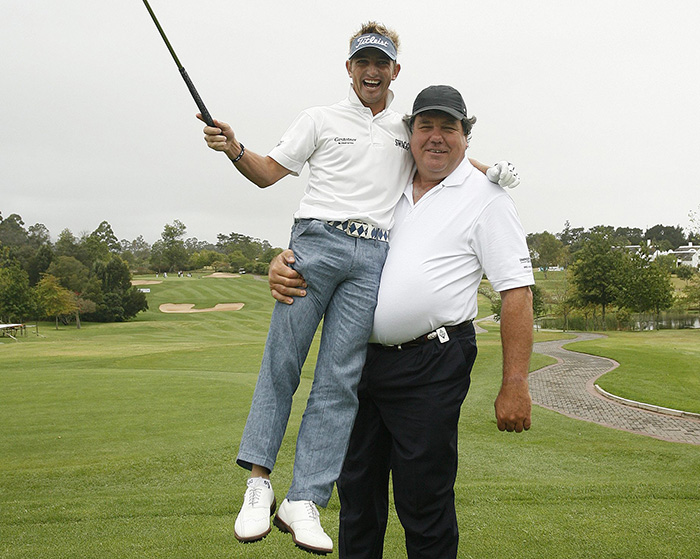 Golf linked to longevity?