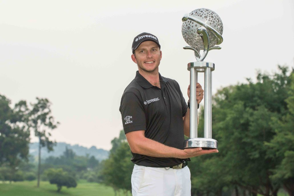 Burmester breaks European Tour duck