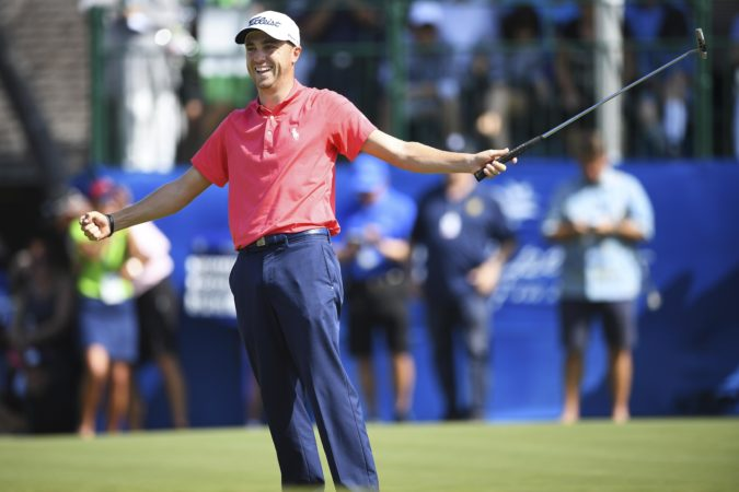 Justin Thomas wins in Hawaii