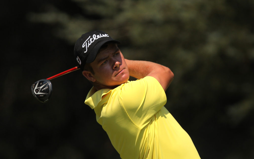 Loubser makes it a happy return at Q-School