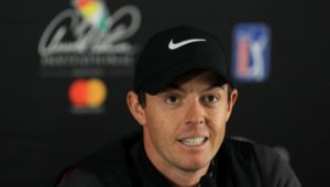 Rory McIlroy interview at API