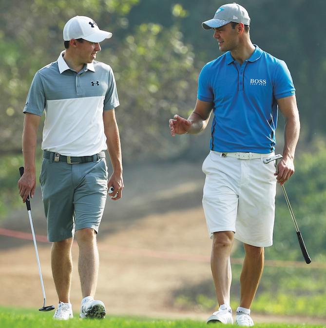 Golf shorts debate