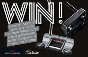 WIN a Scotty Cameron Futura Putter