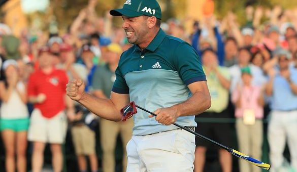 Sergio Garcia is a Major champion