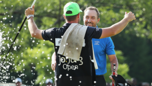 Fichardt won the Joburg Open last year