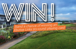 Win an Ebotse Links 20-round playing card
