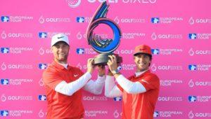 GolfSixes winners