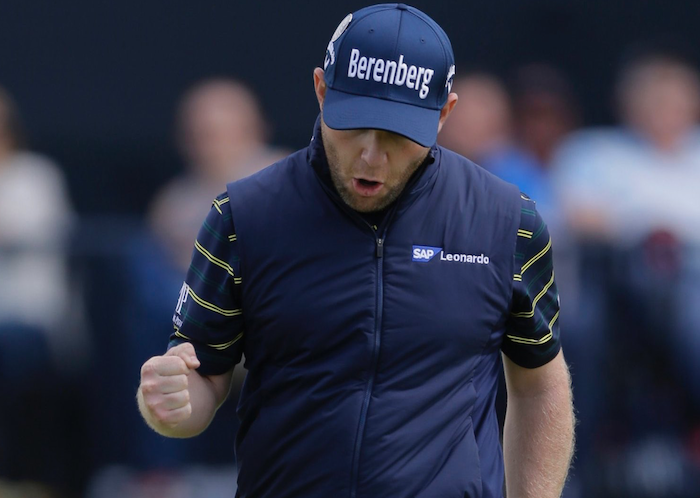 Branden Grace - Dunhill Links preview