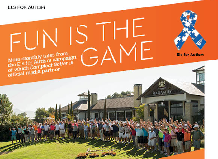 els for autism golf day