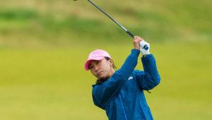 In-Kyung Kim at Kingsbarns