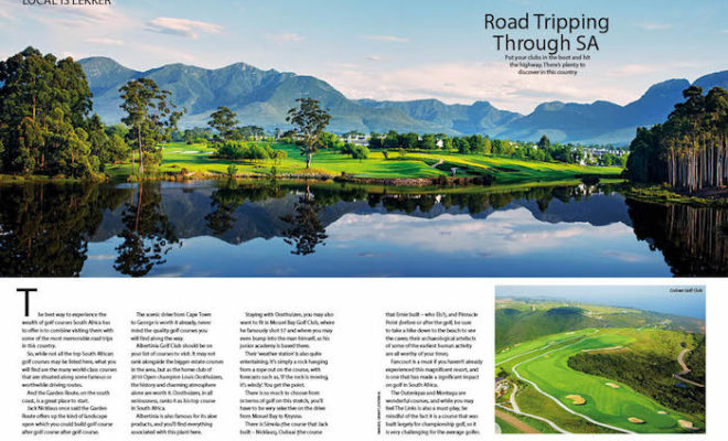 Fancourt is a must play and stay destination