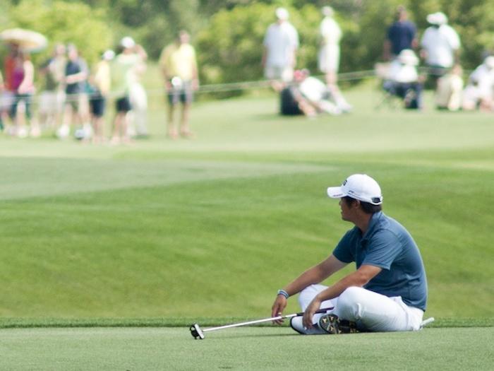 Wrap around season break PGA TOUR