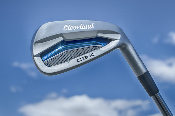Cleveland Launcher Cbx 5 Pw Iron Set With Regular Flex Steel Shaft