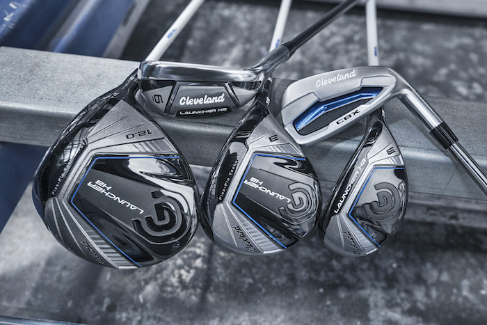 Cleveland announces new Launcher woods, irons