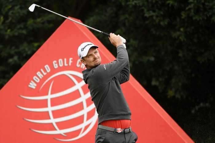Justin Rose wins in China