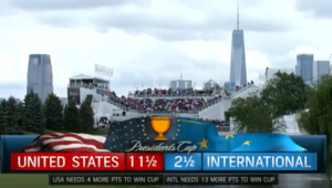 Presidents Cup highlights