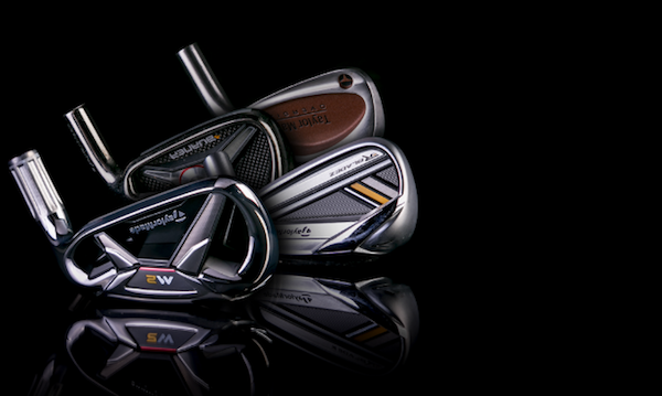 TaylorMade irons: 3 decades of irons innovation