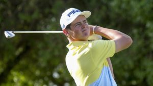 Wilco Nienaber to play SA Open