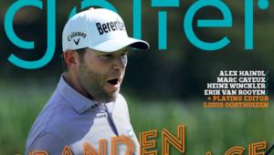 Branden Grace on Compleat Golfer