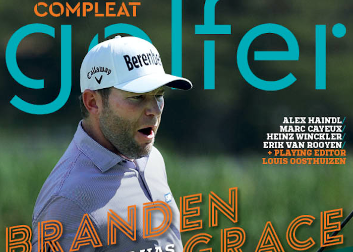 Branden Grace on Compleat Golfer