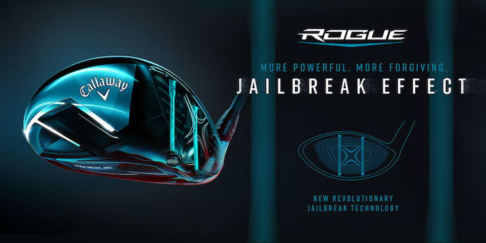 New from Callaway: Rogue driver series