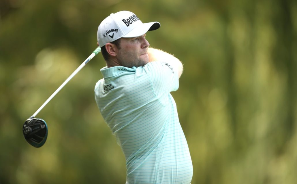 Branden Grace at the SA Open