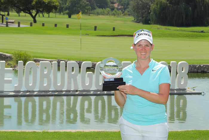 Ashley Buhai wins Joburg Open