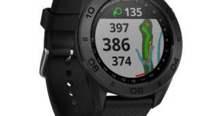 Garmin S60 GPS watch