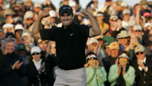 Trevor Immelman wins The Masters