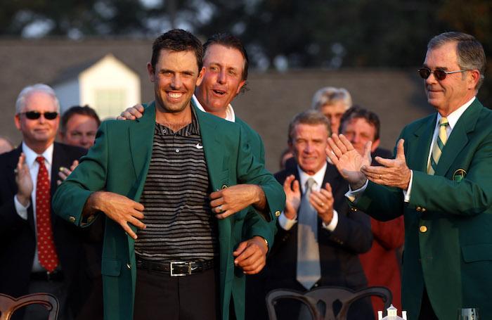Charl Schwartzel wins 2011 Masters