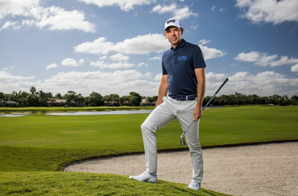 Schwartzel at the Masters
