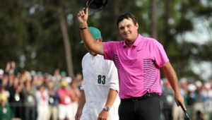 Patrick Reed praised by Jack Nicklaus