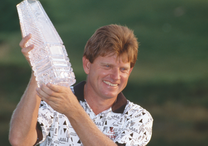 Nick Price in 1993